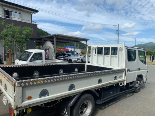 トラック改造 アフター